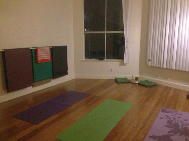 Yoga @ The Loft House
